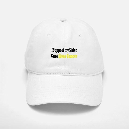 Liver Cancer Baseball Baseball Cap