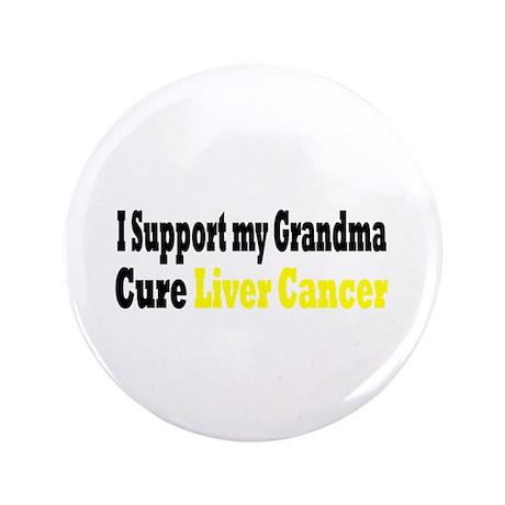 "Liver Cancer 3.5"" Button"