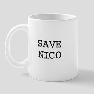 Save Nico Mug