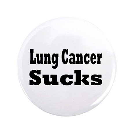 "Lung Cancer 3.5"" Button"
