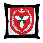 King of Ealdormere Throne Pillow
