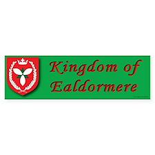 Kingdom of Ealdormere Bumper Sticker