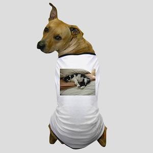 Tuxedo Cat Dog T-Shirt