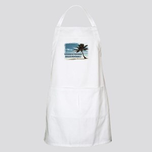 Retirement BBQ Apron