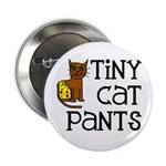 "Tiny Cat Pants 2.25"" Button (10 pack)"