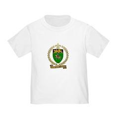 CHEVALIER Family Crest T
