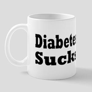 Diabetes Mug