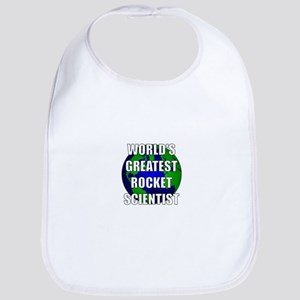 World's Greatest Rocket Scien Bib