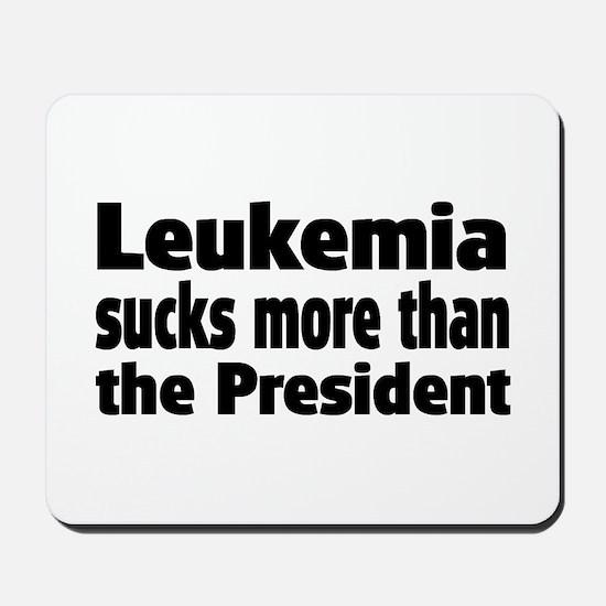 Leukemia Mousepad