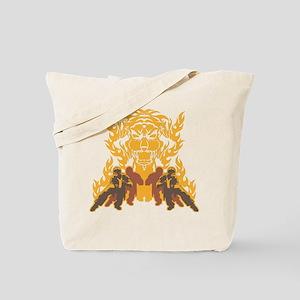Tiger Kung Fu Tote Bag