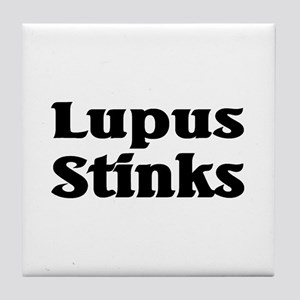 Lupus Tile Coaster