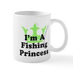 Fishing Princess 5 Mug