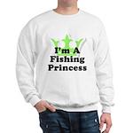 Fishing Princess 5 Sweatshirt