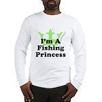 Fishing Princess 5 Long Sleeve T-Shirt