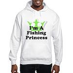 Fishing Princess 5 Hooded Sweatshirt