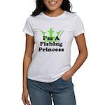 Fishing Princess 5 Women's T-Shirt