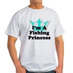 Fishing Princess 6 Light T-Shirt