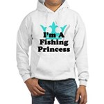 Fishing Princess 6 Hooded Sweatshirt