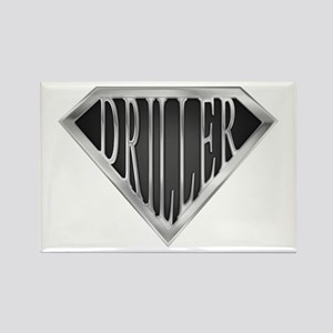 SuperDriller(metal) Rectangle Magnet