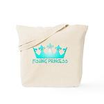 Fishing Princess 7 Tote Bag