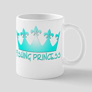 Fishing Princess 7 Mug