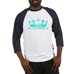 Kayak Princess 1 Baseball Jersey