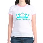 Kayak Princess 1 Jr. Ringer T-Shirt