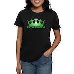Kayak Princess 2 Women's Dark T-Shirt