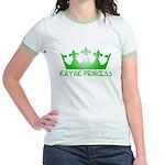 Kayak Princess 2 Jr. Ringer T-Shirt