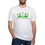 Kayak Princess 2 Fitted T-Shirt