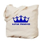 Kayak Princess 3 Tote Bag