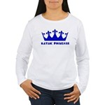 Kayak Princess 3 Women's Long Sleeve T-Shirt