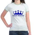 Kayak Princess 3 Jr. Ringer T-Shirt