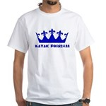 Kayak Princess 3 White T-Shirt