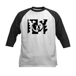 Bear Kids Baseball Jersey