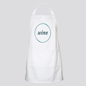 Wine Loving Light Apron