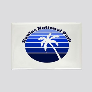 Baulas National Park, Costa R Rectangle Magnet