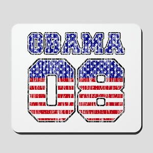 Retro Obama Mousepad