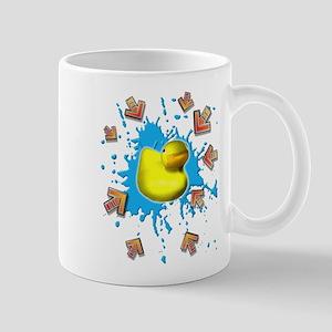 Xuxa Duck ITG mines Mug