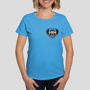 Arkansas Heraldry Women's Dark T-Shirt