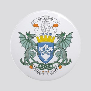 DUNDEE Ornament (Round)