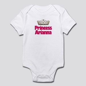 Princess Arianna Infant Bodysuit