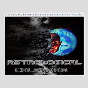 Astrological Wall Calendar