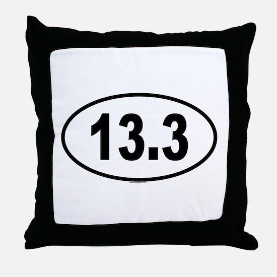 13.3 Throw Pillow