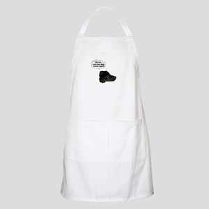 NOT THE DOG HOUSE AGAIN! BBQ Apron