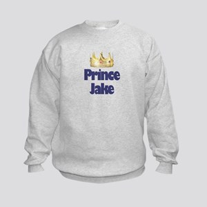 Prince Jake Kids Sweatshirt