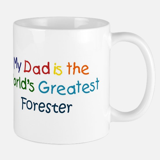 Greatest Forester Mug