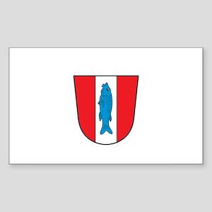 KAISERSLAUTERN Rectangle Sticker