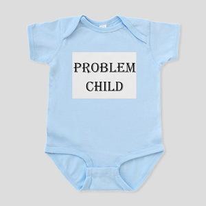 Problem Child Infant Creeper