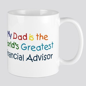 Greatest Financial Advisor Mug